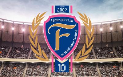 Ouverture de la boutique officiel du club chez FAME Sport Genève