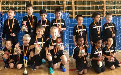 Juniors F et G au tournoi du FC Satigny