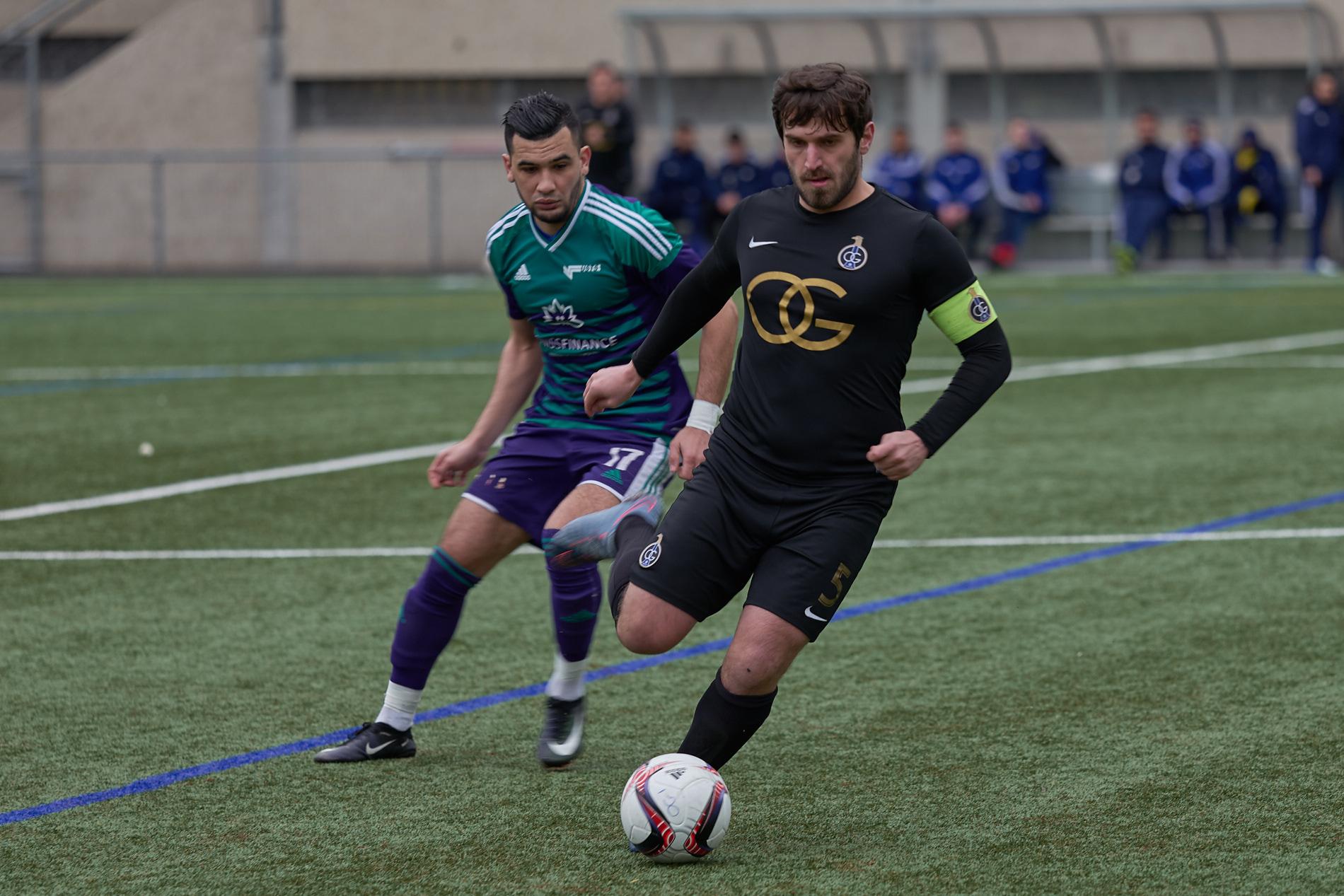 Revue complète d\'effectif - Olympique de Genève FC