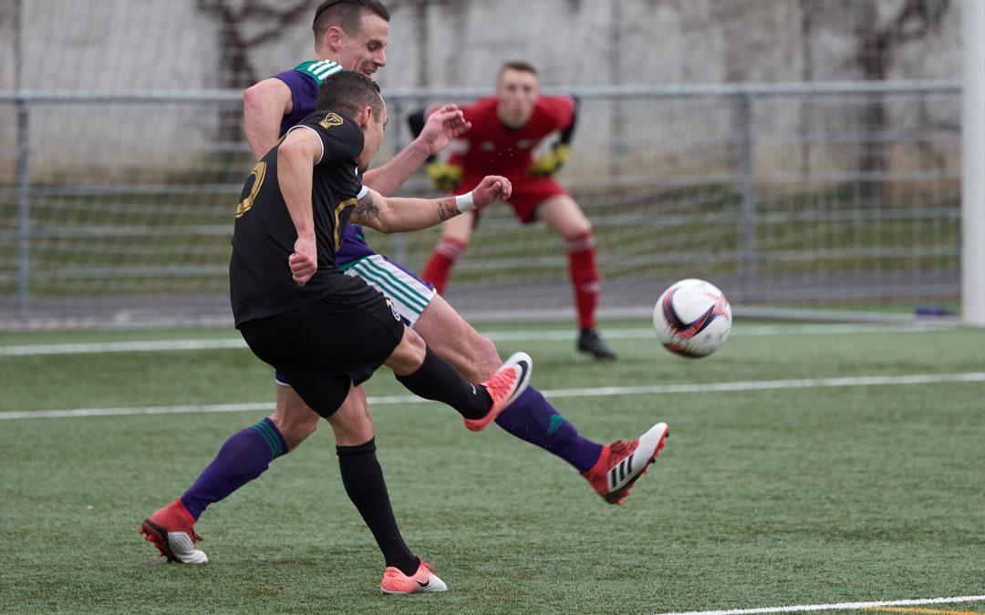 Olympique de Genève FC - US Terre Sainte : 2-2 - Olympique de Genève FC