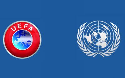 Match de Bienfaisance en faveur de la Fondation UEFA