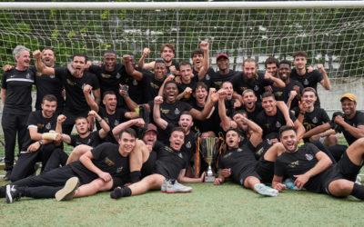 Champion 2ème Ligue 2017/2018