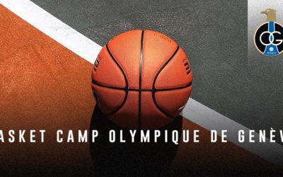 Ouverture des inscriptions pour le Basket Camp de l'OG