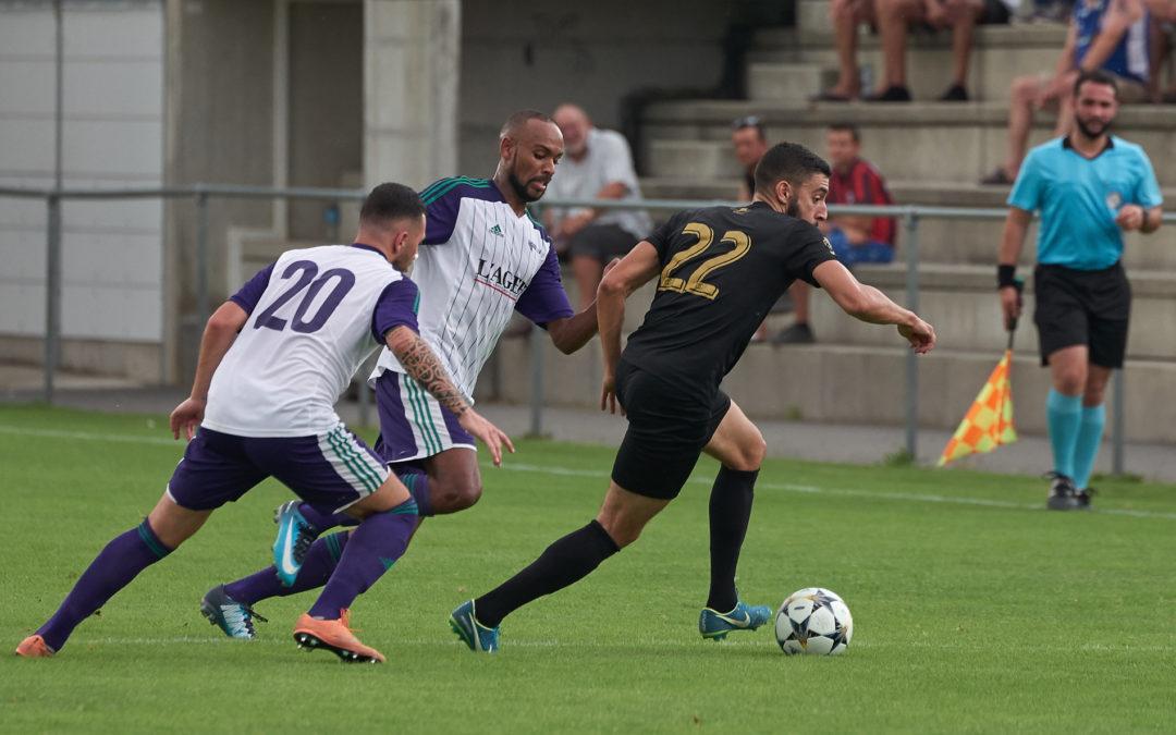 US Terre Sainte - Olympique de Genève : 1-4 - Olympique de Genève FC