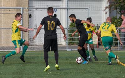 Olympique de Genève FC – FC Monthey : 1-2