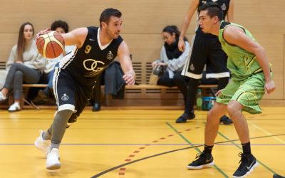 Olympique de Genève – Veyrier Salève Basket : 54-73
