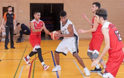 Olympique de Genève – Renens Basket : 82-61
