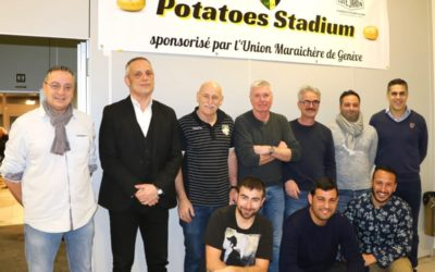 Potatoes Stadium Raclette Signal FC vs OG FC