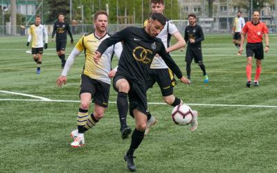 Olympique de Genève FC – Signal FC Bernex-Confignon : 1-2